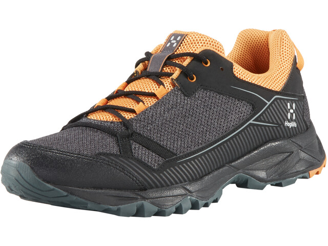 Haglöfs Trail Fuse Shoes Herr true black/desert yellow
